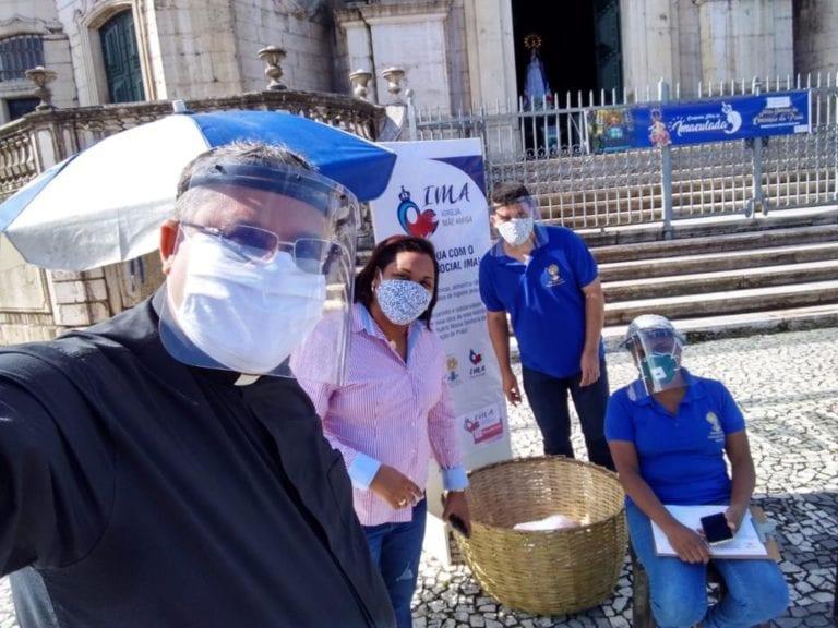 Foto 2ª edição arrecadação pandemia X